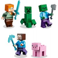 LEGO Minecraft 21161 Kreativní box 3.0 5