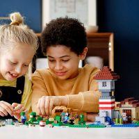 LEGO Minecraft 21161 Kreativní box 3.0 4