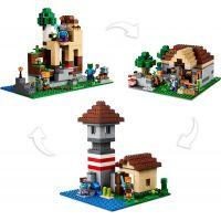 LEGO Minecraft 21161 Kreativní box 3.0 6