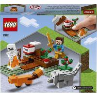 LEGO Minecraft 21162 Dobrodružství v tajze 3