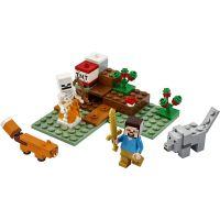 LEGO Minecraft 21162 Dobrodružství v tajze 2