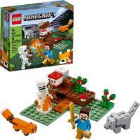 LEGO® Minecraft™ 21162 Dobrodružstvo v tajge