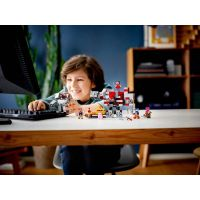 LEGO Minecraft 21163 Bitva o rudit 3