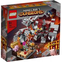 LEGO Minecraft 21163 Bitva o rudit 2
