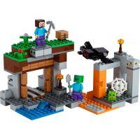 LEGO Minecraft 21166 Opustená baňa