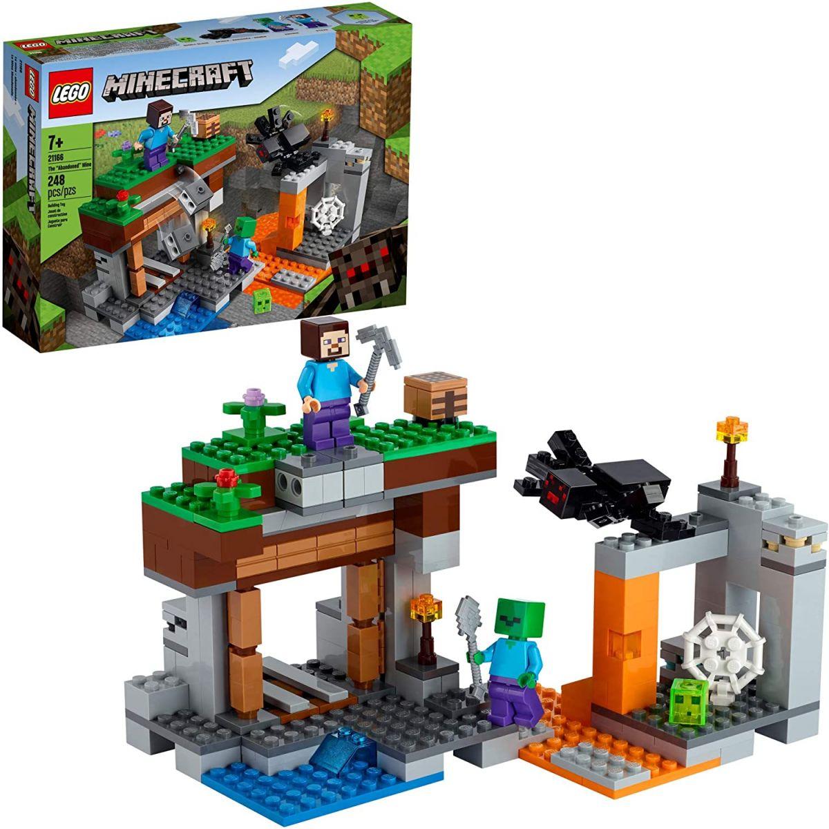 LEGO® Minecraft™ 21166 Opuštěný důl