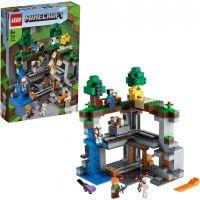 LEGO® Minecraft™ 21169 První dobrodružství