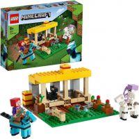 LEGO® Minecraft™ 21171 Koňská stáj