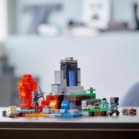 LEGO® Minecraft™ 21172 Zničený portál 5