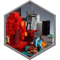 LEGO® Minecraft™ 21172 Zničený portál 6