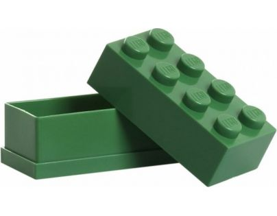 LEGO Mini Box 46x92x51 mm - Zelený