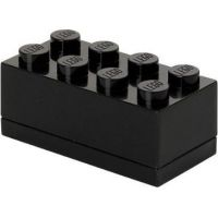 LEGO Mini Box 46 x 92 x 51 mm Černý 2