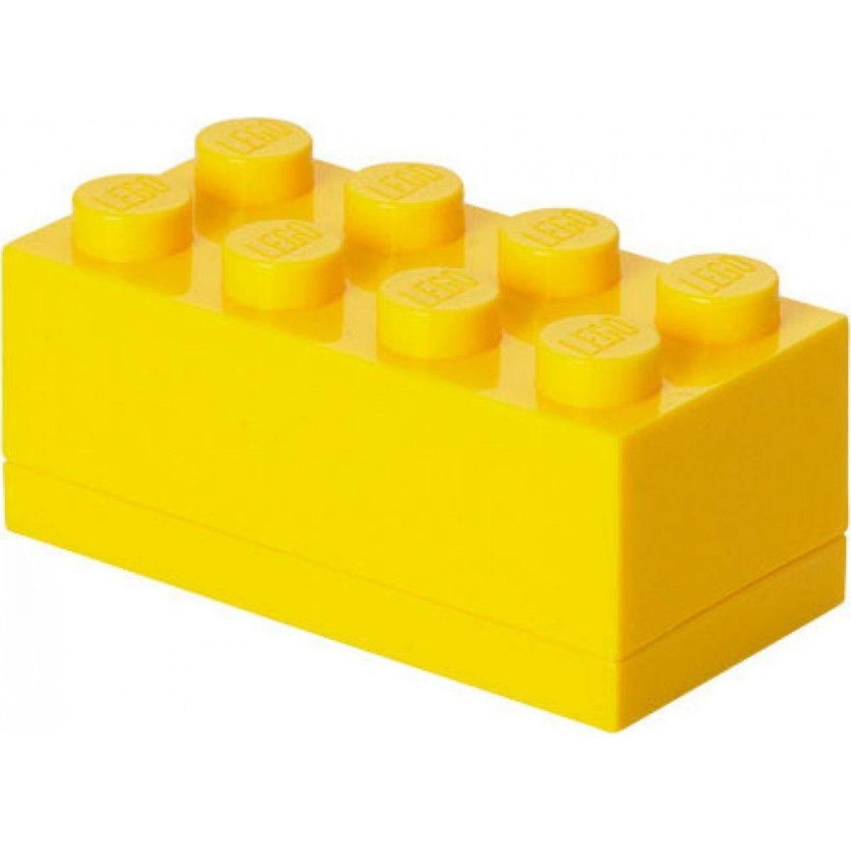 LEGO Mini Box 46 x 93 x 43 cm Žlutá