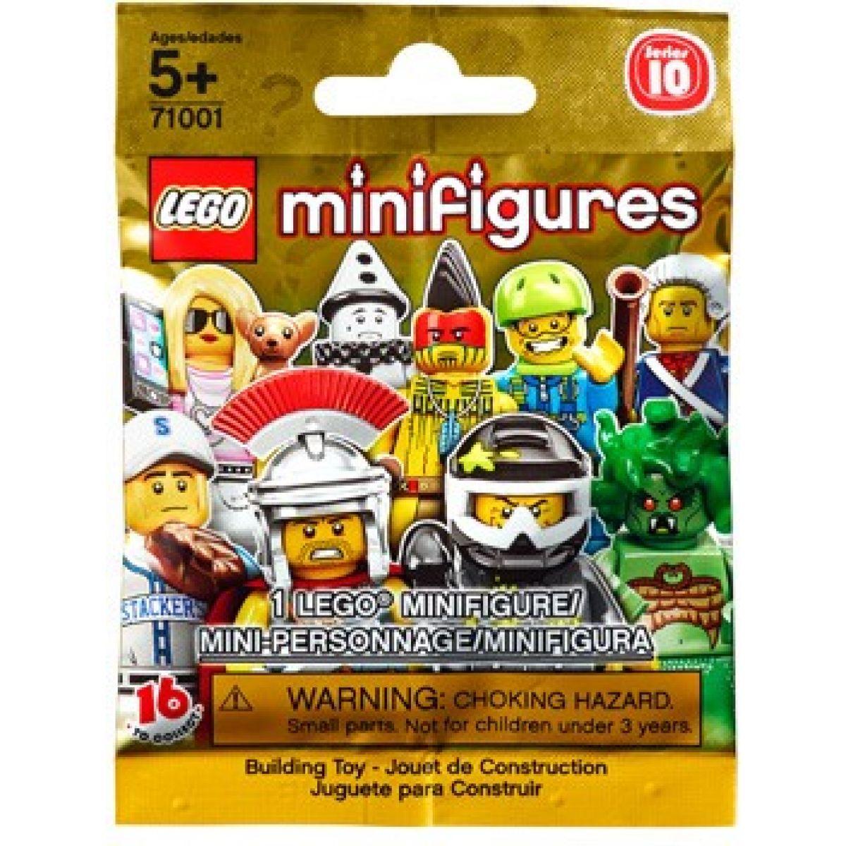 LEGO 71001 Minifigurky, 10. série