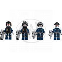 LEGO Movie 70815 - Super tajné policejní přistání 5
