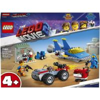 LEGO Movie 70821 Emmetova a Bennyho dílna Postav a oprav to