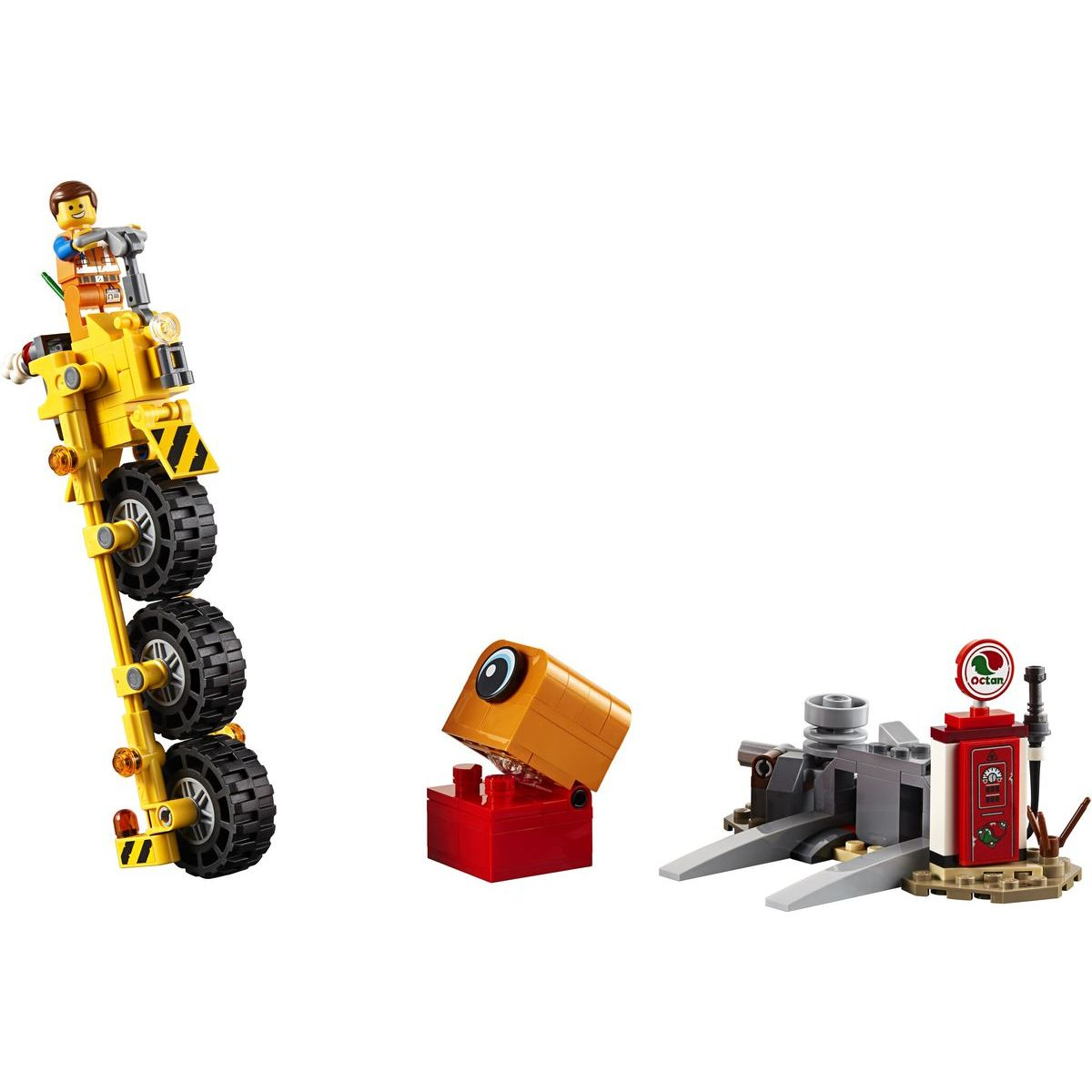 LEGO Movie 70823 Emmetova tříkolka