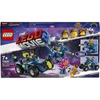 LEGO Movie 70826 Rexův rextrémní terénní vůz