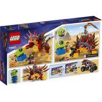 LEGO Movie 70827 Ultrakatty a válečnice Lucy 3