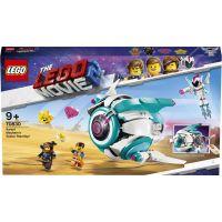 LEGO Movie 70830 Kosmická loď Systargenerálky Mely
