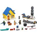 LEGO Movie 70831 Emmetův vysněný dům Záchranná raketa 2