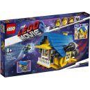 LEGO Movie 70831 Emmetův vysněný dům Záchranná raketa 3
