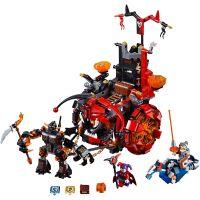 LEGO Nexo Knights 70316 Jestrovo hrozivé vozidlo - Poškozený obal 2