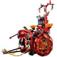 LEGO Nexo Knights 70316 Jestrovo hrozivé vozidlo - Poškozený obal 6