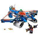LEGO Nexo Knights 70320 Aaronův Aero Striker V2 - Poškozený obal 2