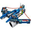 LEGO Nexo Knights 70320 Aaronův Aero Striker V2 - Poškozený obal 3