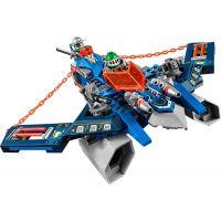 LEGO Nexo Knights 70320 Aaronův Aero Striker V2 - Poškozený obal 4