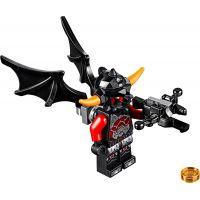 LEGO Nexo Knights 70320 Aaronův Aero Striker V2 - Poškozený obal 5