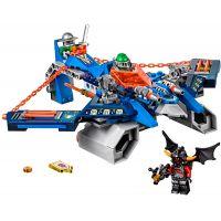 LEGO Nexo Knights 70320 Aaronův Aero Striker V2 2