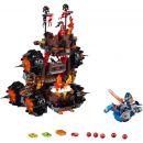 LEGO Nexo Knights 70321 Obléhací stroj zkázy generála Magmara 2