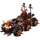 LEGO Nexo Knights 70321 Obléhací stroj zkázy generála Magmara 4
