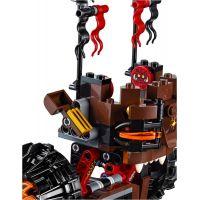 LEGO Nexo Knights 70321 Obléhací stroj zkázy generála Magmara 6