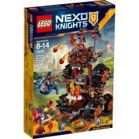 LEGO Nexo Knights 70321 Obléhací stroj zkázy generála Magmara