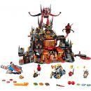 LEGO Nexo Knights 70323 Jestrovo sopečné doupě 2