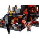LEGO Nexo Knights 70323 Jestrovo sopečné doupě 4