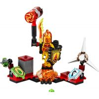 LEGO Nexo Knights 70339 Úžasný Flama 2
