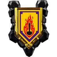 LEGO Nexo Knights 70339 Úžasný Flama 6
