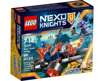LEGO Nexo Knights 70347 Dělostřelectvo královy stráže