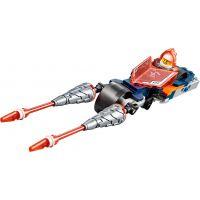 LEGO Nexo Knights 70348 Lance a turnajový vůz 4