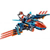 LEGO Nexo Knights 70351 Clayův letoun Falcon Fighter Blaster 2