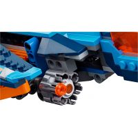 LEGO Nexo Knights 70351 Clayův letoun Falcon Fighter Blaster 5