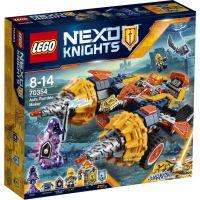 LEGO Nexo Knights 70354 Axlův vůz Drtič