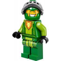 LEGO Nexo Knights 70364 Aaron v bojovém obleku 4