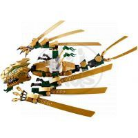 LEGO NINJAGO 70503 Zlatý drak 3