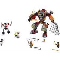 LEGO Ninjago 70592 Robot Salvage M.E.C. - Poškozený obal 2