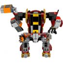 LEGO Ninjago 70592 Robot Salvage M.E.C. - Poškozený obal 4